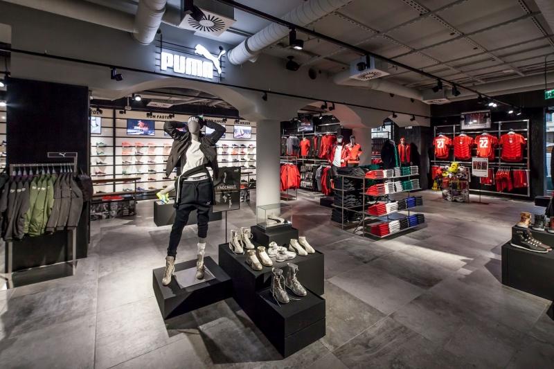 ... PUMA znovuotevírá svůj obchod v pražském Palladiu 9d1942447a