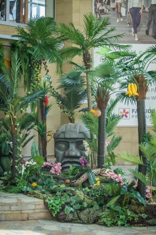 f767f217c ... Letní sezóna v Aquapalace Praha ve znamení divoké džungle ...