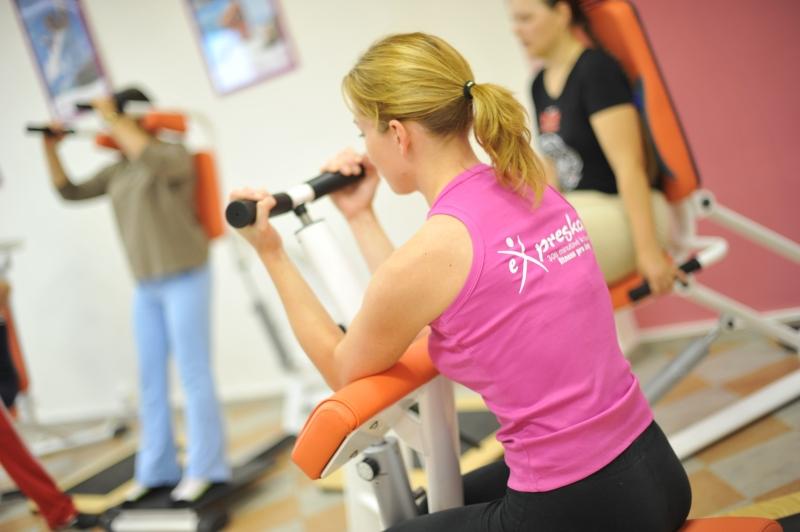 0e157a320 EXPRESKA Fitness pro ženy | WellnessNoviny.cz