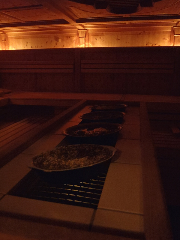 Stein Palm Beach Sauna