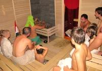 Saunové ceremoniály poprvé v Trutnově